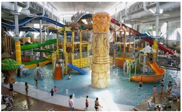 Stay At Kalahari Resorts In WI Dells From 99Night