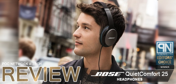 584f823f458 Review: Bose QuietComfort 25 Acoustic Noise Cancelling Headphones ...