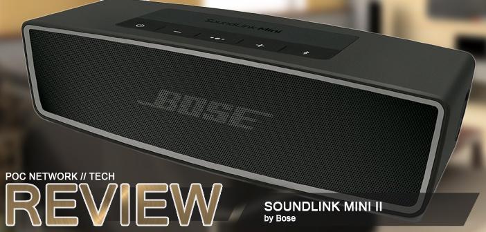 Review Bose Soundlink Mini Ii Bluetooth Speaker Poc Network Tech