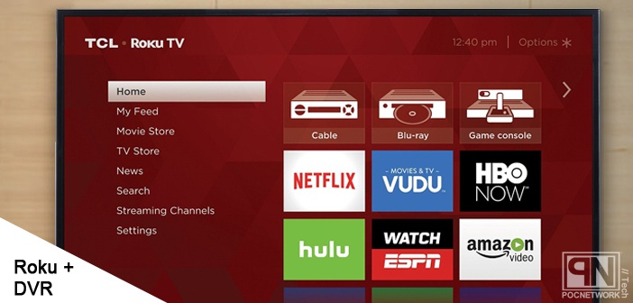 Roku adds DVR functionality for OTA TV for Roku TVs | Poc