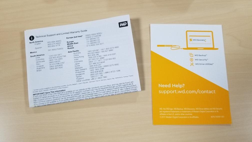Review: Western Digital 4TB USB 3 0 Passport External Drive   Poc Network  // Tech