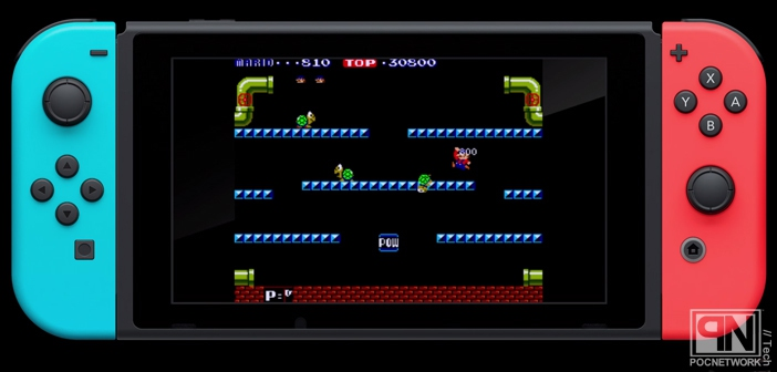Nintendo is bringing some arcade classics to the Switch