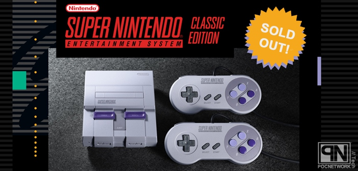 Super NES Classic Edition has already been cracked