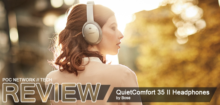 c0bfb91d0e8 Review: Bose QuietComfort 35 (Series II) Noise Cancelling Wireless  Headphones