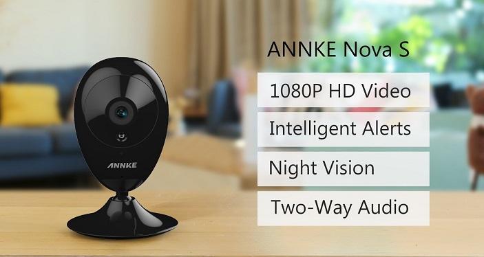 Review: Annke Nova S 1080P HD WiFi Security Camera   Poc Network // Tech