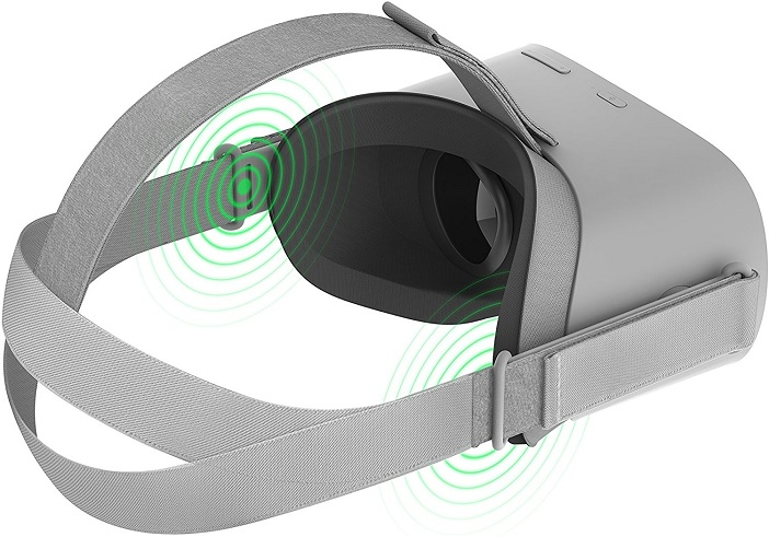 The Oculus Go is already hitting store shelves