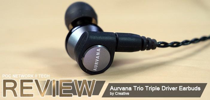 1e9ad21b16d Creative Aurvana Trio Triple Driver Wired Earbuds | Poc Network // Tech