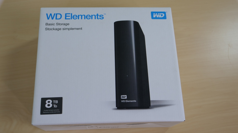 Western Digital 8TB Elements Desktop USB 3 0 Hard Drive | Poc Network //  Tech