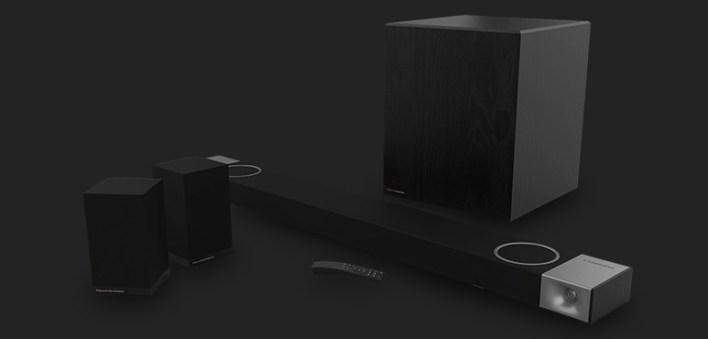 Klipsch Cinema 1200 Soundbar System
