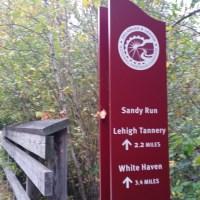Lehigh Gorge Trail Info