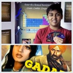 Anshul Samar: 13 year old CEO and Sunny Deol's Gadar