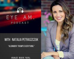 Eye Am.  With Natalia Petraszczuk