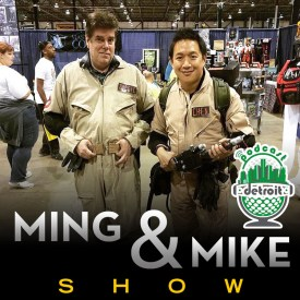 Ming and Mike Show on Podcast Detroit, Episode 4: Mingle All The Way