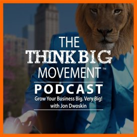 The Think Big Movement Podcast – Let Yourselves Be Pulled, Never Push