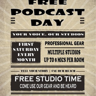 Free Podcast Day – The Lunch Table Podcast – November 3 2018