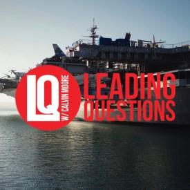 Leading Questions: S4 E20   War & Peace