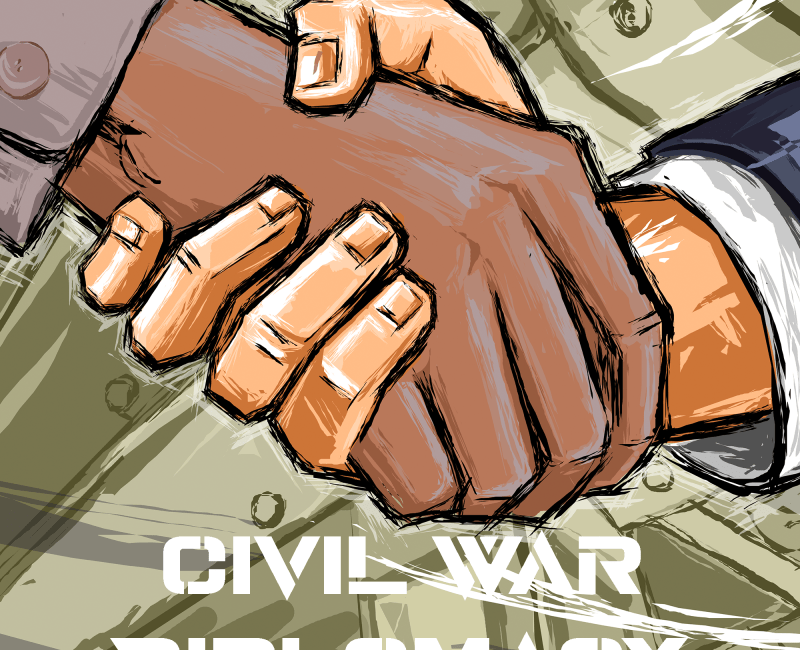 Civil War Diplomacy