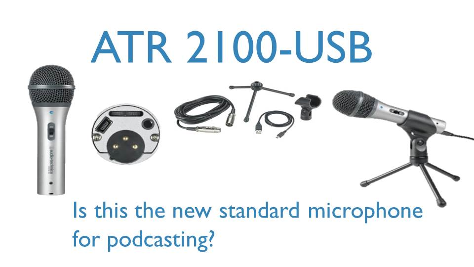 Is this the podcast standard microphone?