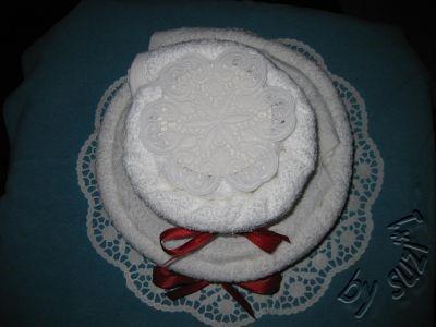 сүлгімен үйлену торты
