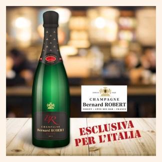 Champagne Bernard Robert Brut Reserve Podere San Felice