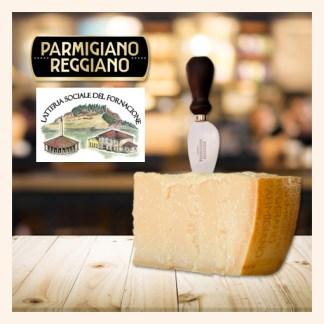 Parmigiano Reggiano Fornacione Podere San Felice
