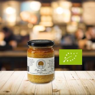 Pesto Giallo BIO zucca e Curry Podere San Felice