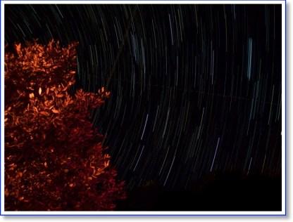 Star trails small