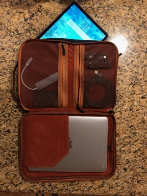 Troys Macbook and iPad case