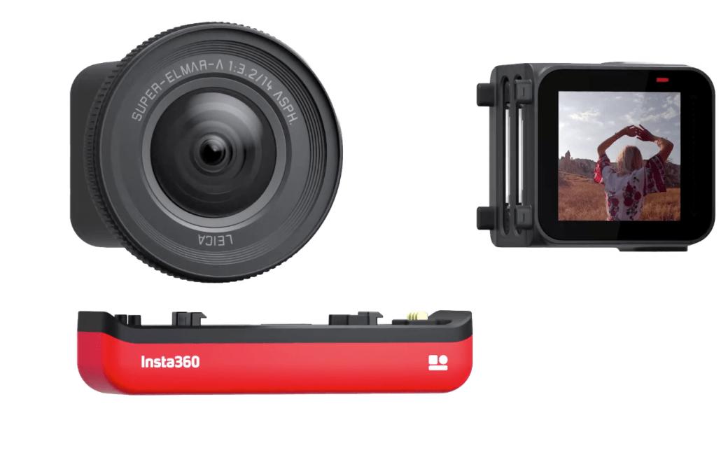 Insta360 Modular Action Cam