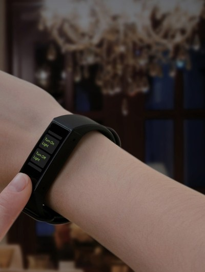 Wyze Band Smart Home Controller