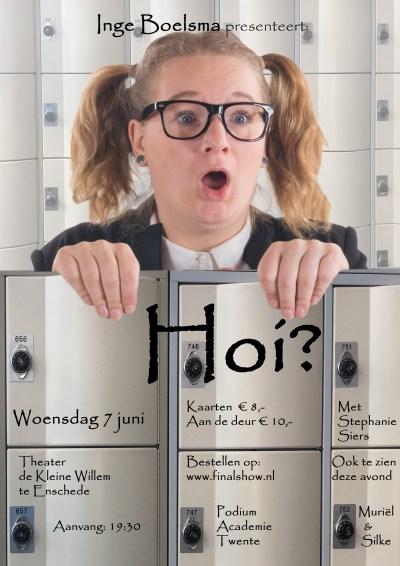 Hoi! – Inge Boelsma
