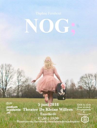 Nog; – Daphne Fernhout