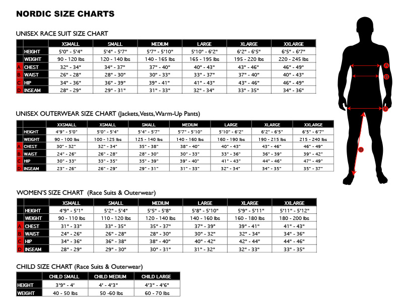 Sizes Boot Ski Cross Types Country