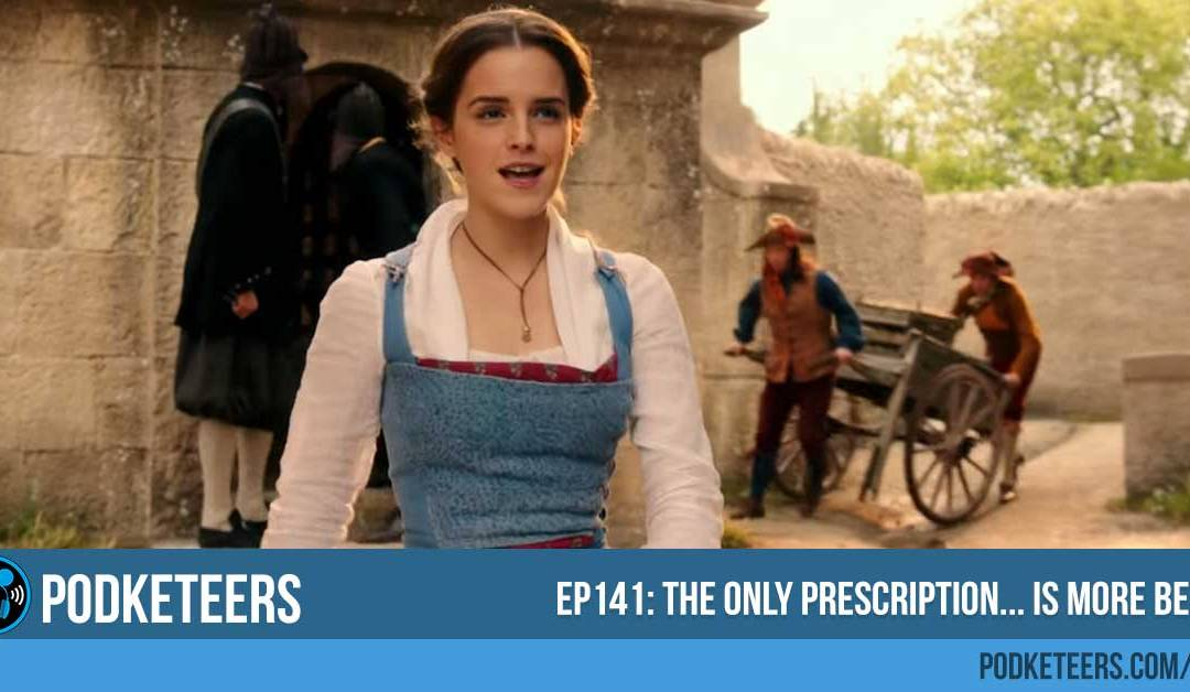 Ep141: The only prescription… is more Belle