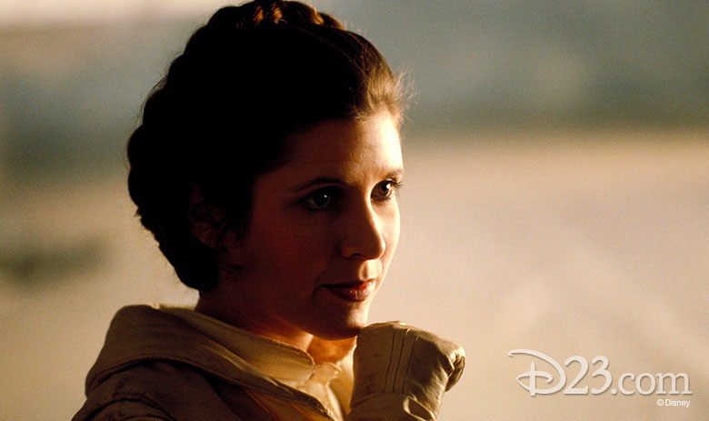 d23-expo-disney-legends-carrie-fisher