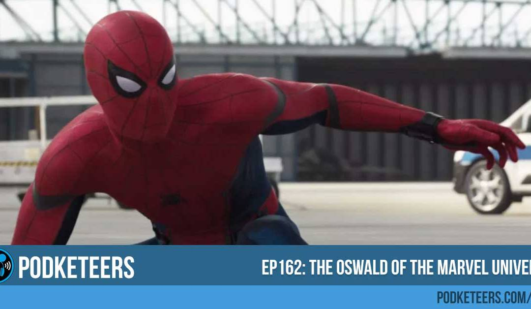 Ep162: The Oswald of the Marvel Universe
