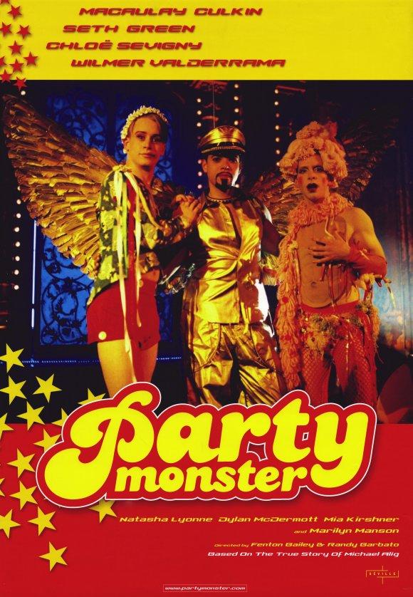 Poster do filme Party Monster