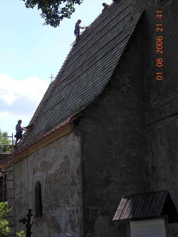 strecha B5