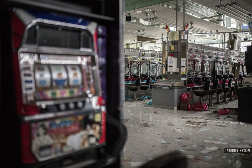POD1425 - Cidade Fantasma - O fotógrafo polonês que entrou em Fukushima