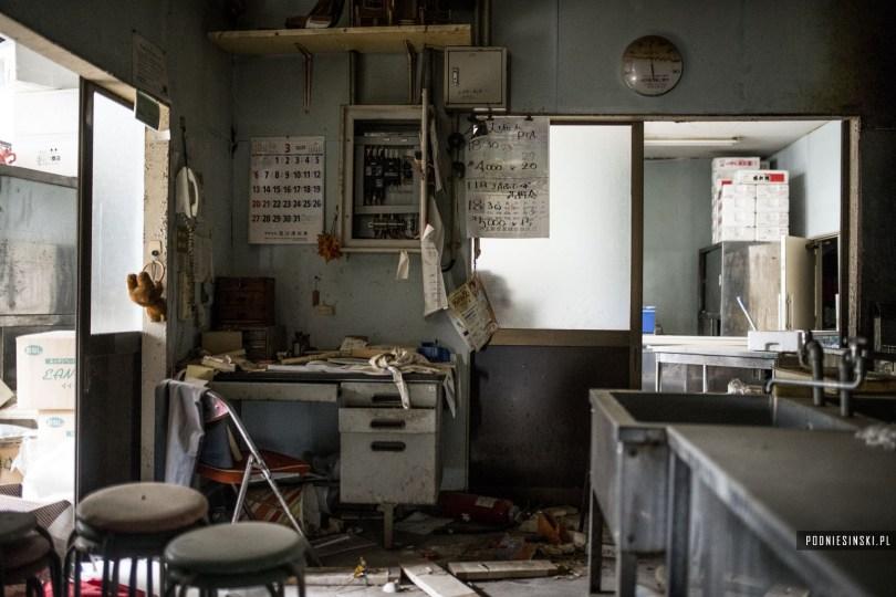 POD1531 - Cidade Fantasma - O fotógrafo polonês que entrou em Fukushima