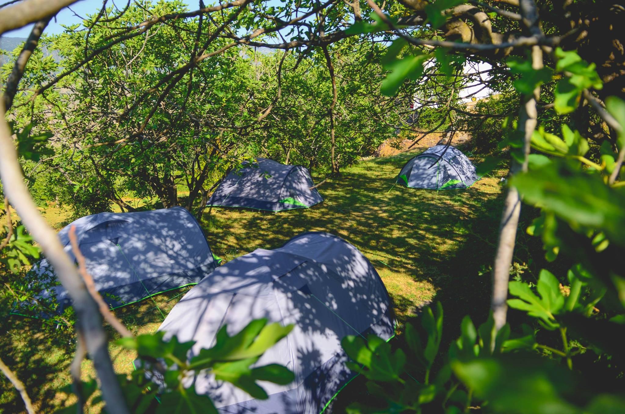 Camping Montenegro