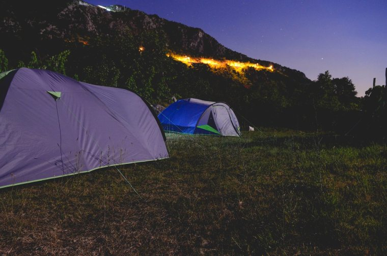 Contact us Camp Pod Ostrog Montenegro