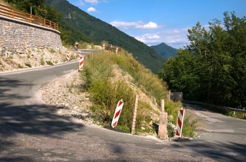 Pierwsze poty – przełęcz Bohinijska