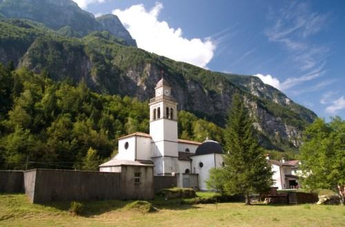 Z ziemi słoweńskiej do włoskiej