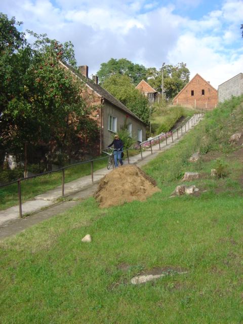 Pszczewski Park Krajobrazowy - Kamionna
