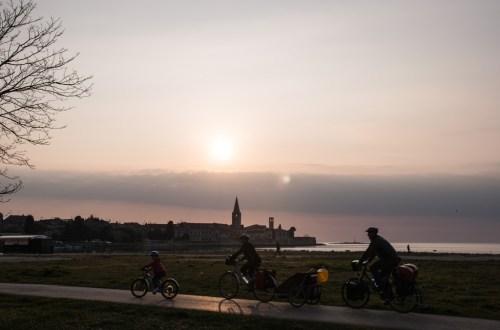 W poszukiwaniu wiosny – rowerowa Istria