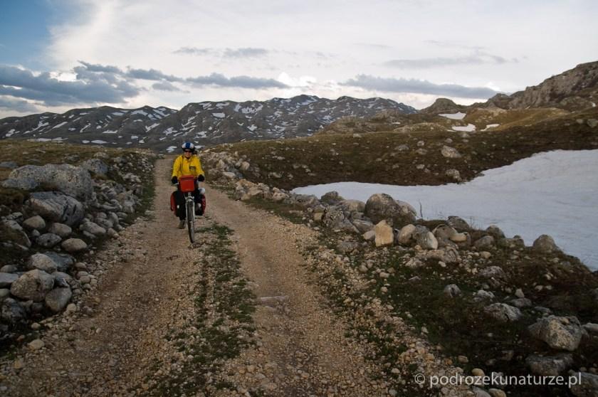 Na Planinie Pivskiej - klimaty rodem jak z Norwegii