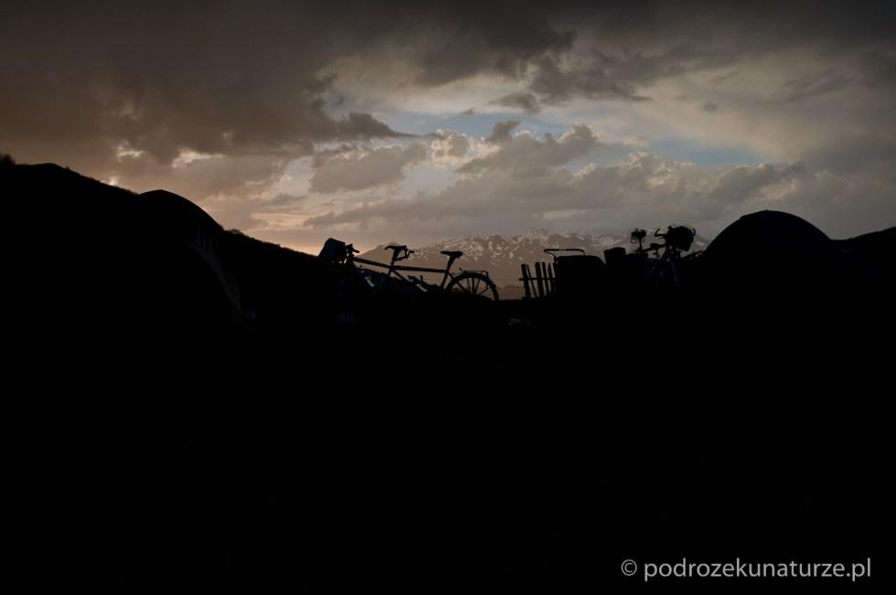 Cudowny wieczór w Durmitorze