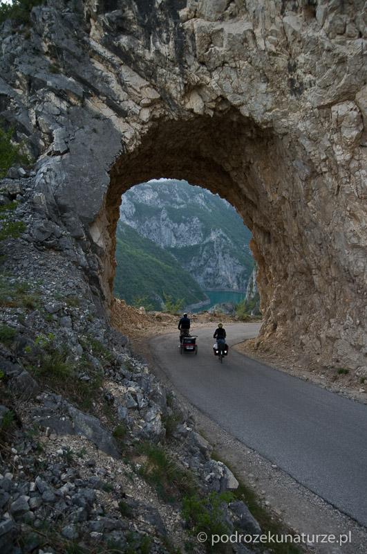 Na drodze z Trsy do Plużine