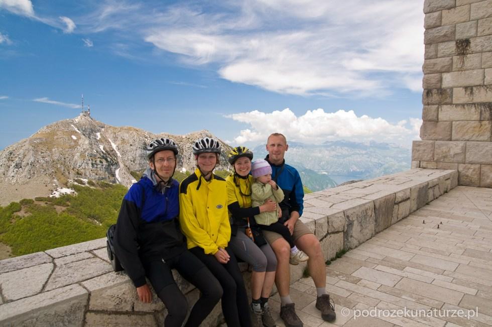 Nasza ekipa na Jezerskim vrhu
